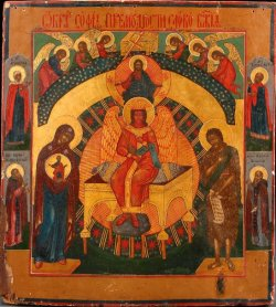 Bild: https://russianicons.wordpress.com/2014/08/13/they-come-in-sevens-the-kiev-sophia-icon/